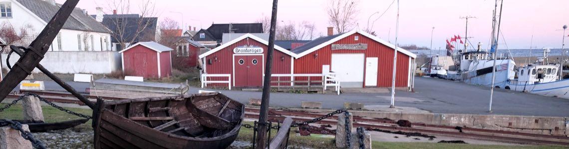 Fotoutställning Livet på Brantevik.