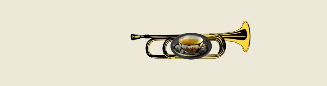 Jazz och Afternoon Tea – Söndag 11/2
